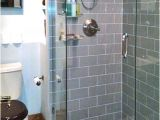 Small Triangular Bathtubs Corner Shower Save Room Put This Behind the Door so