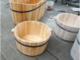 Small Wood Bathtubs Bồn Tắm – Tiếng Việt