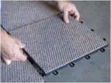 Snap On Flooring Over Carpet Basement Carpeting Tiles