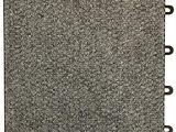 """Snap On Flooring Over Carpet Incstores Carpet Loc Modular Carpet top Flooring 12"""" X 12"""