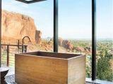 Soaking Bathtub Wooden 30 Peaceful Japanese Inspired Bathroom Décor Ideas Digsdigs