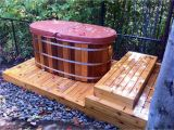 Soaking Bathtub Wooden Wooden Bathtubs • Insteading