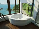 Soaking Whirlpool Bathtubs Maax Kashmir Air Whirlpool Tub Massage Tub Corner Bathtubs