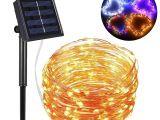 Solar Powered Tea Lights wholesale Ywxlight solar Power String Light Waterproof Led Light 12m