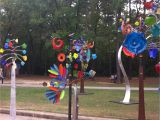 Spinning Garden Art Kinetic Sculpture Seattle andrew Carson Kinetic Sculptor From