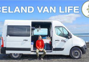 Sprinter Rv Floor Mats Van Life In Iceland Awesome Sprinter Camper Van tour Youtube