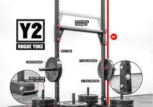 Squat Racks for Sale Canada Y 2 Rogue Yoke Weight Training 2 3m Uprights Rogue Europe
