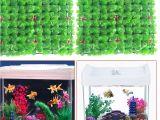 Star Wars Fish Tank Decorations for Sale A 2pcs Aquarium Decorations Artificial Green Grass Plant Lawn