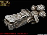 Star Wars Lights Star Wars Light Freighter Acklay 3d Model Star Wars Light Star