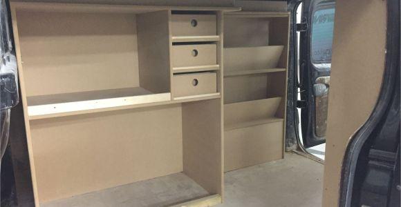Steel Racking for Vans Van Racking Made to Suit Your tooling Internal Van Racking