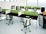Steelcase Benching Fusion Bench Work Surface Desk organization Steelcase