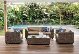 Stein Mart Wicker Chairs Fiji Fabric and Wicker 4 Piece Lounge Setting Super A Mart