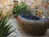 Stone Bathtub Designs Bathroom Décor 8 Bathtub Design Ideas Of Natural Stone