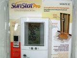Suntouch Heated Floor System Suntouch Sunstat Pro original Programmable Floor Heating thermostat