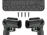 Tactical Gun Rack for Wall Best Rated In Gun Racks Helpful Customer Reviews Amazon Com