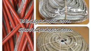 Tadpole Fireplace Gasket P Gasket Tadpole Seal 12 Foot Roll Stove Gaskets