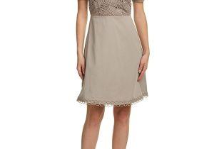 Tahari Lamps Home Goods Elie Tahari Womens A Line Dress 6 Beige at Amazon Womens Clothing