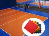 Taraflex Flooring Volleyball Portable Volleyball Court Sports Flooring wholesale Sports Flooring