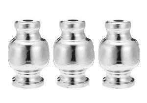 Tea Light Urns Modern Crystal Candle Holder 5 Arm Candelabra Wedding Party event