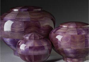 Tea Light Urns Precious Jewel Pet Urn Collection In Purple Sapphire Pet Urns