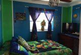 Teenage Mutant Ninja Turtle Bedroom Furniture Tmnt Room Jordel Blue and Green Room Home Decor Ideas