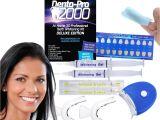 Teeth Whitening Light Reviews Amazon Com Ezgo Home Professional Teeth Whitening Kit 6 Xl