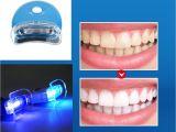 Teeth Whitening Light Reviews New Blue Led Teeth Whitening Accelerator Uv Light Dental Laser Lamp
