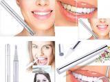 Teeth Whitening Light Reviews New White Teeth Led Light Whitening tooth Gel Whitener Health oral