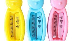 Temperature Baby Bathtub New Baby Bath Water Temperature thermometers Safe Non