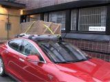 Tesla Roof Rack 20 Tesla Model S Road Trips Using Whispbar Part 1 Youtube