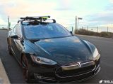 Tesla Roof Rack Model 3 Winter Driving News Teslarati Com