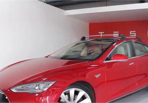Tesla Roof Rack solid Roof How to Video Tesla Model S Roof Rack Install