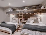 The Biggest Bedroom In the World these Cool Built In Bunk Beds Will Have You Wanting to Trade Rooms