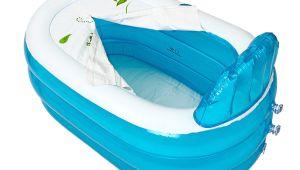 The Portable Bathtub Inflatable Bathtub Portable Bath Tub Pvc Camping Travel