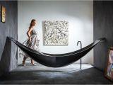 The Vessel Hammock Bathtub Vessel Carbon Fiber Bathtub by Splinter Works Design is