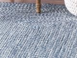 Thin area Rugs Bring This Contemporary and Braided Rug to Give An Elegant and Chic