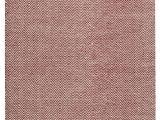 Thin Wool area Rugs Rizzy Home Twist Tw2967 Burgundy Chevron area Rug Chevron area