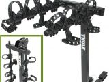 Thule Bike Rack Honda Crv Thule Hitching Post Pro Folding Tilting 4 Bike Rack W Anti Sway