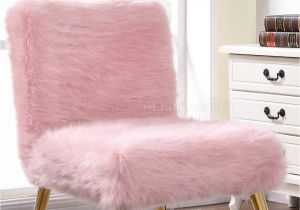Tiffany Blue Accent Chair Tiffany Accent Chair In Pink Faux Fur by Meridian