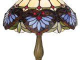 Tiffany Lamp Parts Uk Tiffany Style Heart Pattern 22 High Table Lamp Tiffany Style