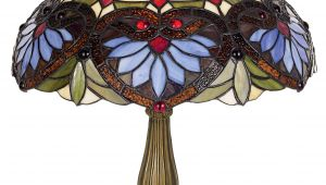 Tiffany Lamp Spare Parts Tiffany Style Heart Pattern 22 High Table Lamp Tiffany Style