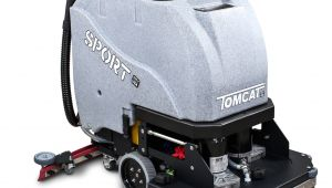 Tomcat Floor Scrubber tomcat Sport Walk Behind Floor Scrubber Dryer System Clean Inc