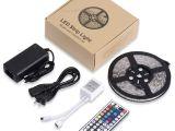 Tool Box Lights Amazon Com Sunnest Led Light Strip Waterproof 16 4ft Smd 5050