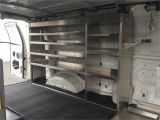 Tool Racking for Vans Cargo Van Shelving 360035 A Camper Design Ideas Pinterest