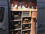 Tool Racking for Vans Van Racking tool Storage Work In Progress Garage Workshop