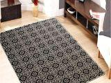 Toy Story Rug Saral Home Black Multi Purpose Cotton Jacquard Carpet 120×180 Cm
