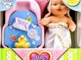 Toys R Us Baby Doll Bathtub original Water Baby Doll