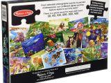 Toys R Us Melissa and Doug Floor Puzzles Amazon Com Melissa Doug Shark Jigsaw Puzzle 100 Pcs Melissa