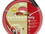 Tractor Supply Red Heat Lamp Apex 3 4 In Dia X 50 Ft Red Rubber Farm and Ranch Hot Water Hose