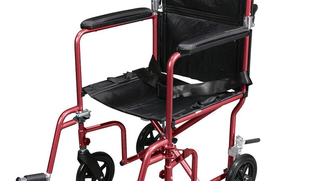 Transport Chair Walgreens Drive Medical Flyweight Lightweight
